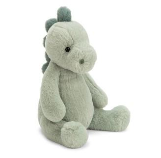 Jellycat Stuffed Animal Plush Puffles Dinosaur 12''