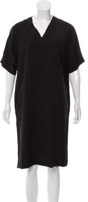 Hope Short Sleeve Straight Dress