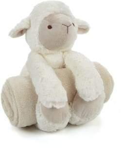 Elegant Baby Baby's Lambie Bedtime Huggie Blanket