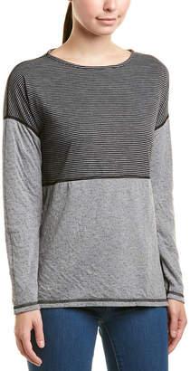 Three Dots Reversible T-Shirt