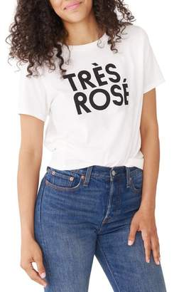 ban.do Tres Rose Classic Tee