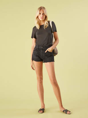 Reformation Ginger Relaxed Jean Short
