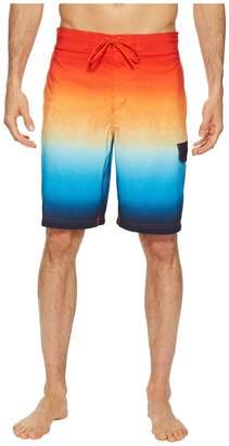 Speedo Spray Blend Ombre E-Boardshorts Men's Swimwear