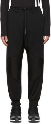 Y-3 Black Core Track Pants $390 thestylecure.com