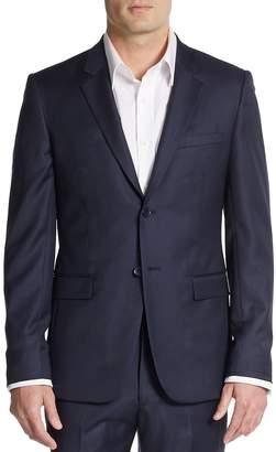 Theory Men's Regular-Fit Tonal Thin Stripe Wool Sportcoat