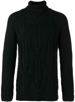 Neil Barrett roll neck sweater