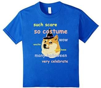 Funny Halloween Costume Shirt - Dog Meme
