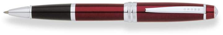 Bailey Lacquer Rollerball Pen, Red
