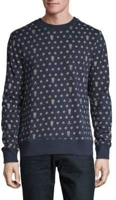 Wesc Miles Monogram Crew Sweatshirt