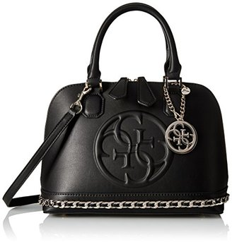 GUESS Korry Small Dome Satchel $98 thestylecure.com