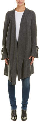 Design History Long Cashmere Cardigan