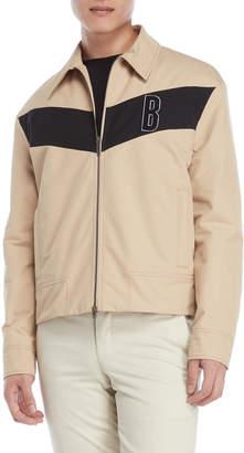 Bikkembergs Varsity Letter Jacket