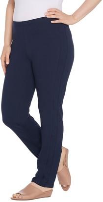 Women With Control Women with Control Petite Tushy Lifter Slim Leg Pants