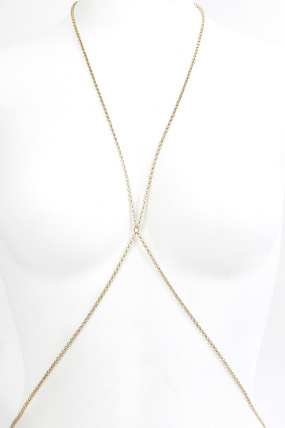 Jacquie Aiche Jewelry Body Chain