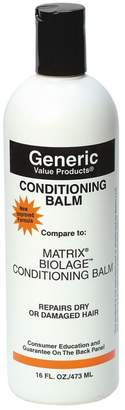 Biolage Generic Value Products Conditioning Balm Compare to Matrix Conditioning Balm