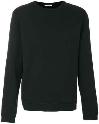 Versace plain sweatshirt