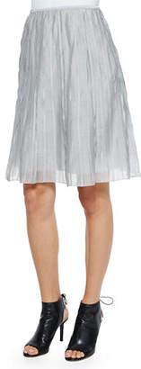 Nic+Zoe Fluttery Batiste Flirt Skirt
