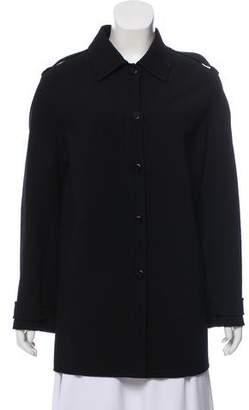 Ellen Tracy Linda Allard Wool Long Sleeve Jacket