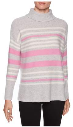 Magaschoni Long Sleeve Funnel Neck Pullover