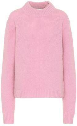 Tibi Alpaca and wool sweater