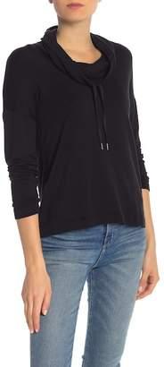 Splendid Cowl Neck Long Sleeve Pullover