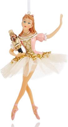 Holiday Lane Fairy Tale Ballerina Ornament, Created for Macy's
