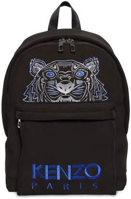 Kenzo Tiger Embroidered Neoprene Backpack