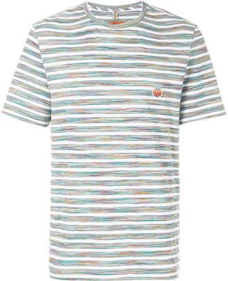 Missoni round neck stripe T-shirt