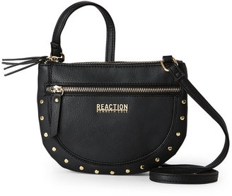 kenneth cole reaction Black Adorbs Studded Crossbody $45 thestylecure.com