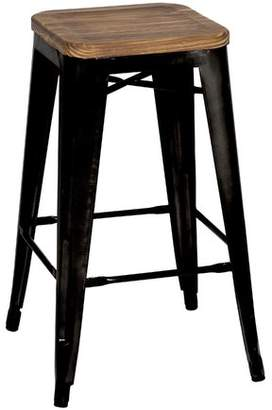 "Ellery Trent Austin Design 26"" Bar Stool"