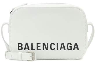 Balenciaga Ville Camera XS leather shoulder bag