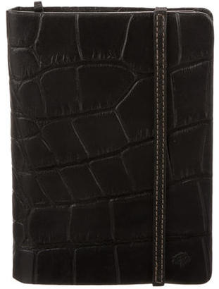 Mulberry Embossed Leather Planner w/ Tags $95 thestylecure.com