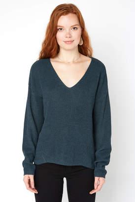 Gentle Fawn Lightweight V Neck Sweater