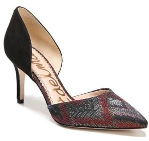 Women's Sam Edelman 'Telsa' D'Orsay Pointy Toe Pump