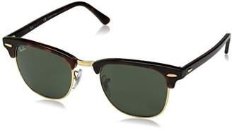 Ray-Ban Clubmaster Square Sunglasses