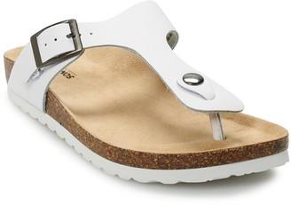 Sonoma Goods For Life SONOMA Goods for Life Porcelain Thong Slide Sandals