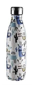 Avanti Fluid Stainless Steel Drink Bottle 500Ml