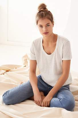 Truly Madly Deeply Knot-Front Tee