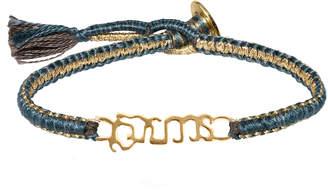The Brave Collection Women's Woven Cobra Stitch Bracelet