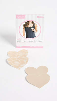 The Natural Heart Lace Nipple Covers