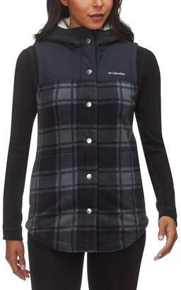 Columbia Benton Springs Overlay Fleece Vest - Women's