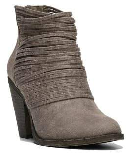 Fergalicious Wicket Oiled Fabric Ankle Boots
