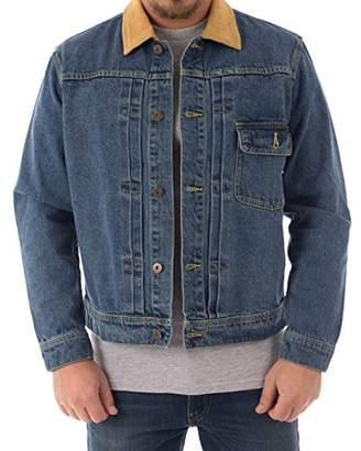HUF Men's Brooklyn Denim Jacket