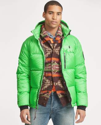 Ralph Lauren Water-Repellent Down Coat