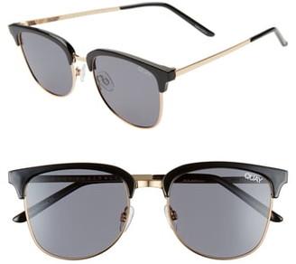 Quay Evasive 53mm Polarized Sunglasses