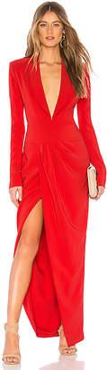 Chrissy Teigen x REVOLVE Emmett Maxi Suit Dress