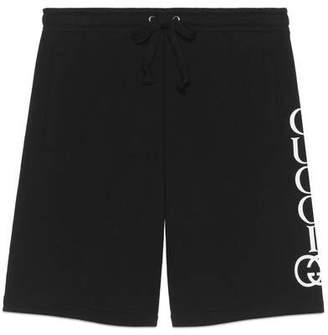 Gucci Shorts with logo print