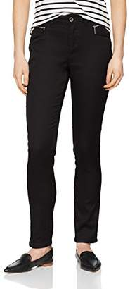Wallis Petite Women's Tinsel Town Fly Front Skinny Jeans