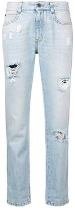 Stella McCartney distressed jeans