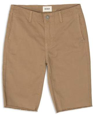 Hudson Boys' Distressed Chino Shorts - Little Kid